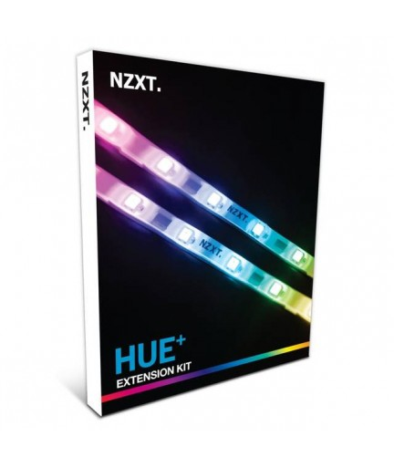 NZXT AC-HPL03-10 HUE+ Extension Kit (Add two LED strips to extend HUE+'s lighting)