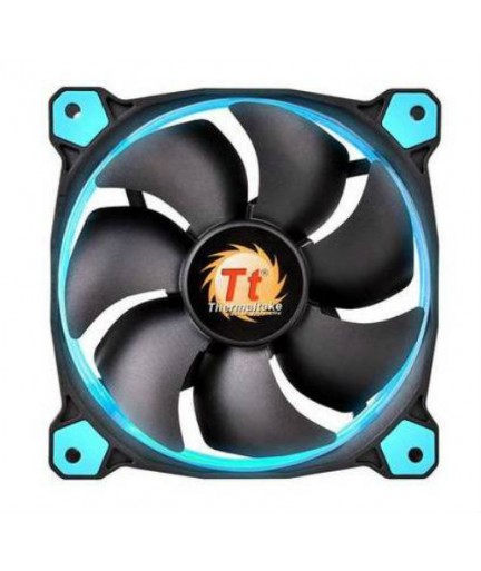 CASE FAN THERMALTAKE RIING 140MM AZUL