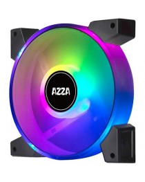 AZZA ARGB LFO-2512D  120mm x 25mm, 1500RPM, 23dBA 3 Pines