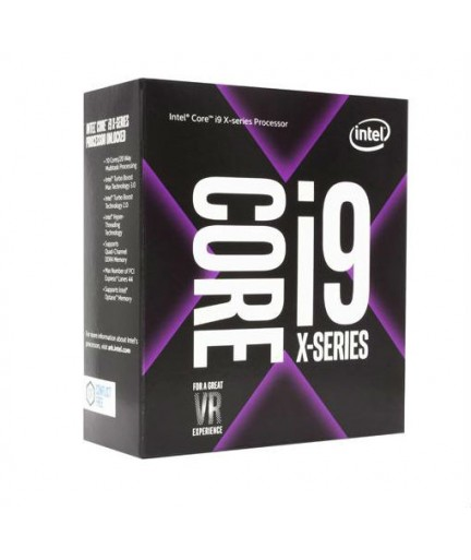 INTEL CORE I9-7900X 3.3Ghz 13.75MB