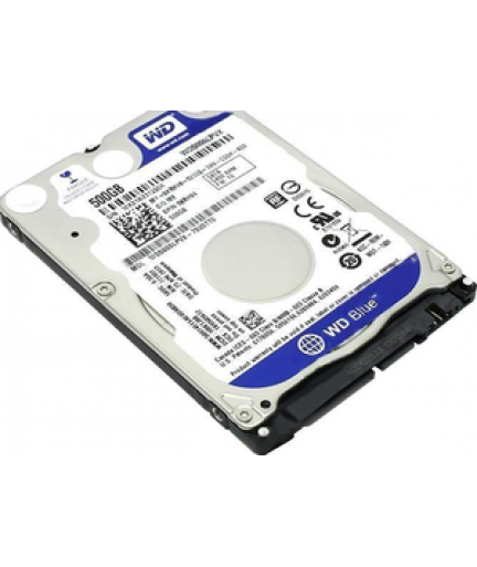 "WESTERN DIGITAL WD5000LPCX 500GB 2.5"" 5400RPM  BLUE SATA3/SATA 16MB"