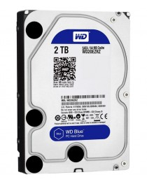 WESTERN DIGITAL WD20EZRZ 2TB 5400RPM SATA3/SATA 6.0 GB/s 64MB BLUE