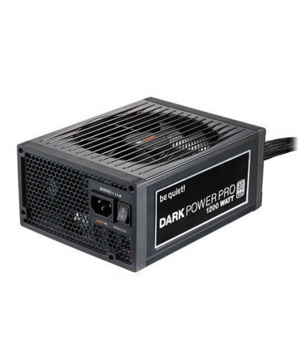 BE QUIET! 1200W DARK POWER PRO 11 80P Platinum w/ Active PFC