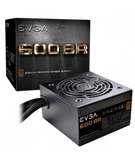 EVGA 600 BR 100-BR-0600-K1 600W 80 PLUS Bronze ATX12V & EPS12V