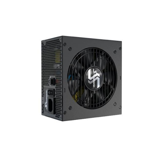 Seasonic FOCUS GX-850, 850W 80+ Gold, Full-Modular, Fan Control in Fanless, Silent, and Cooling Mode