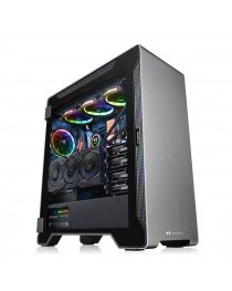 Thermaltake A500 Aluminum Tempered Glass CA-1L3-00M9WN-00  ATX Mid Tower (Space Gray)