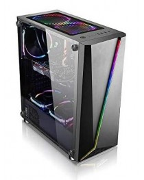 Bgears b-Draco 5907 RGB Front with Tempered Glass Side ATX Mid Tower