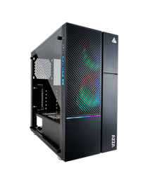 PC IN THE ZONE AMD RYZEN 5 3400G / 8GB RAM / SSD 240GB / HDD 1TB / GTX 1660ti 6G VENTUS