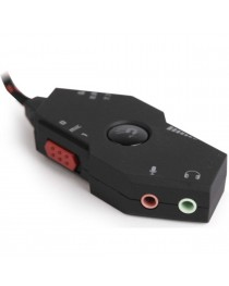 CONTROLADOR DE AUDIO BLOODY G480 RADAR360