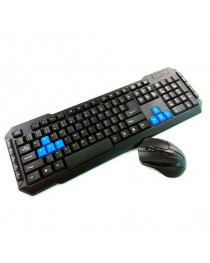 KIT GTC CBG-007 TECLADO + MOUSE INALAMBRICO