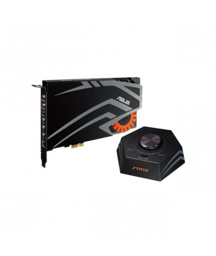 ASUS STRIX RAID PRO PCI-Express 7.1 Channel Gaming Sound Card Set