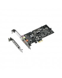 Asus XONAR SE 5.1 Channel PCIe Gaming Sound Card