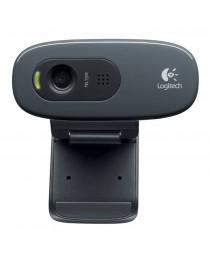 Logitech C270 3MP HD Webcam, Retail