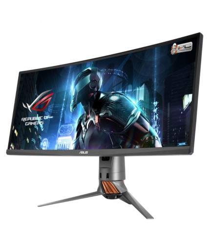 "ASUS PG348Q 34"" HDMI DP USB LED LCD Widescreen 1000:1 5ms"