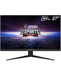 """MSI Optix G271 27"""" Full HD 1920x1080 1ms (MPRT) / 4ms (GTG) 144Hz HDMI, DP AMD FreeSync"""