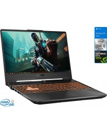 """ASUS TUF F15 15.6""""  Intel Core i5-10300H/ 8G / 512GB NVMe/ GTX 1650 Ti/ Win10H (FX506LI-US53)"""