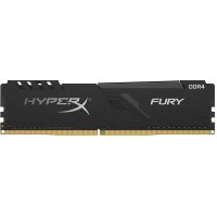 8GB KINGSTON HX426C16FB3/8 DDR4-2666 HYPERX FURY BLACK CL16