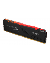8GB KINGSTON DDR4-2666  HyperX Fury RGB HX426C16FB3A/8