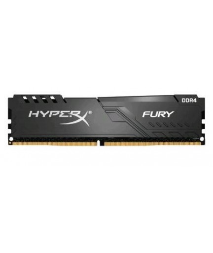 16GB Kingston HyperX Fury Black HX426C16FB3/16 DDR4-2666 16GB/2Gx64 CL16