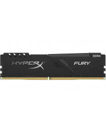 8GB Kingston  DDR4-3000 CL15 HyperX Fury Black HX430C15FB3/8