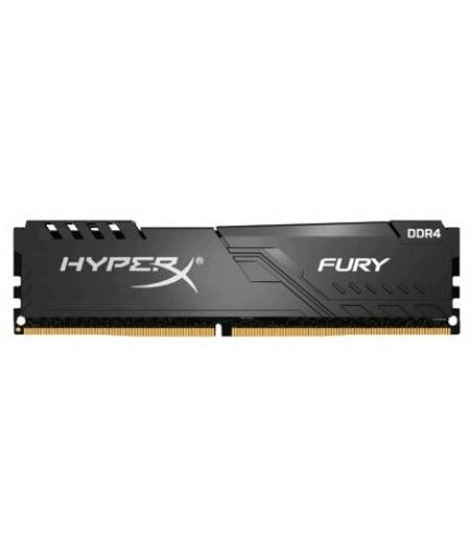 8GB Kingston HyperX Fury HX432C16FB3/8 DDR4-3200 4 CL16 Memory (Black)