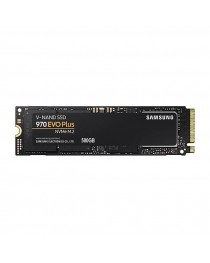 SAMSUNG 970 EVO Plus NVMe Series 500GB M.2 PCI-Express 3.0 x4 (V-NAND)