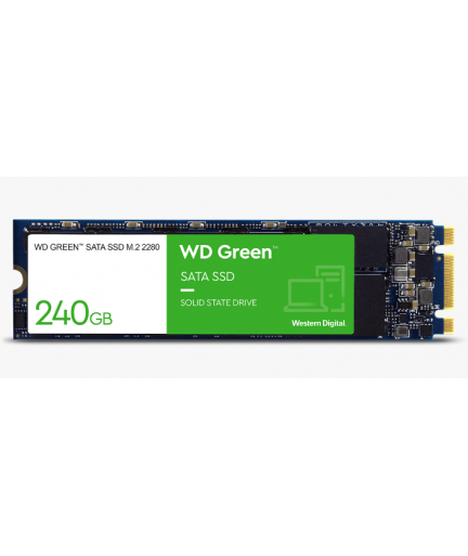 SSD Western Digital Green 240 GB (WDS240G2G0B)