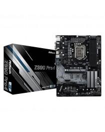 ASRock Z390 PRO4  Z390/ DDR4/ 4xCrssFX/ SATA3&USB3.1/ M2 ATX
