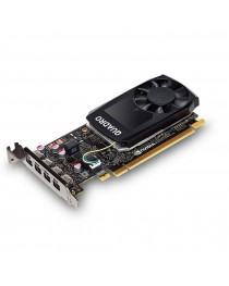 PNY Quadro P1000 4GB GDDR5 4Mini DisplayPorts PCI-E