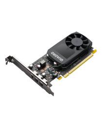 PNY NVIDIA Quadro P400 VCQP400V2-PB 2GB GDDR5 3Mini-Displayport V2 Low Profile