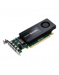 PNY Quadro K1200 4GB GDDR5 4Mini DisPorts Low Profile