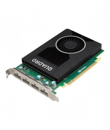 PNY Quadro M2000 4GB GDDR5 DVI 4DisPorts