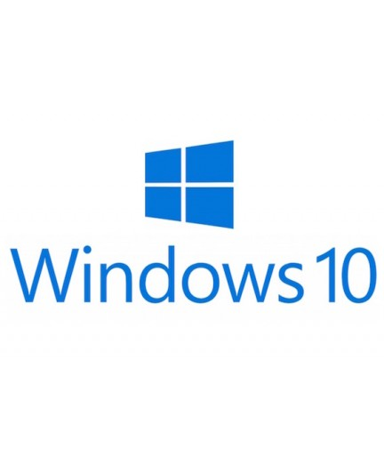 MS windows 10  Pro  64 bit español 1pk  DVD