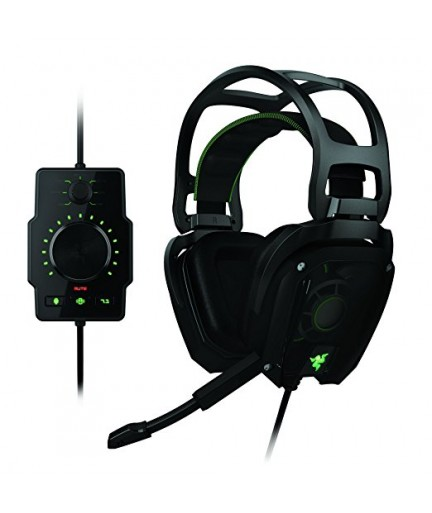 Razer Tiamat 7.1 V2 - Analog/Digital Surround Sound Gaming Headset