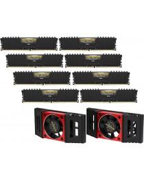 CORSAIR VENGEANCE LPX 128GB (8 x 16GB) 288-Pin DDR4  3200MHZ
