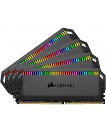 CORSAIR 64GB (4 X 16GB) DOMINATOR PLATINUM RGB 3200MHZ
