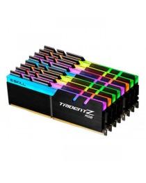128GB (8X16GB) G.SKILL TRIDENTZ RGB DDR4 2933 F4-2933C16Q2-128GTZRX