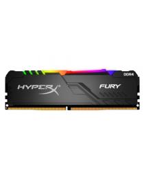 8GB 3600MHz DDR4 CL17 DIMM 1Rx8 HyperX FURY RGB