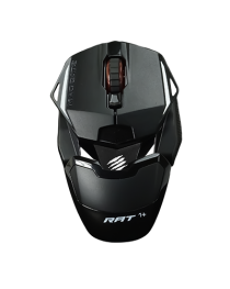 MOUSE Mad Catz R.A.T. 1 + BLACK 2.000DPI SENSOR OPTICO SUPER LIVIANO