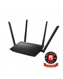 Asus RT-AC1200GE AC1200 Dual-Band Wi-Fi / MU-MIMO and Parental Controls for smooth streaming 4K videos from Youtube and Netflix