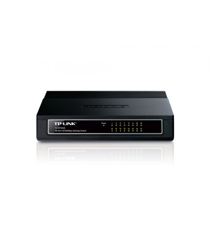 SWITCH TPLINK TL-SF1016D 16 PUERTOS 10/100Mbps
